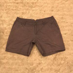 Columbia Kenzie Cove hiking shorts Size 6